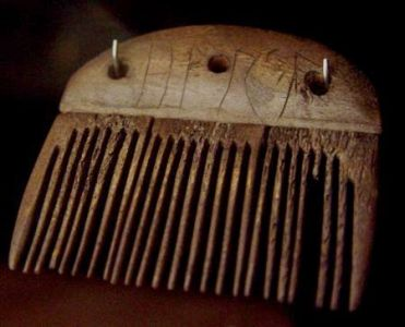 Comb from Vimose