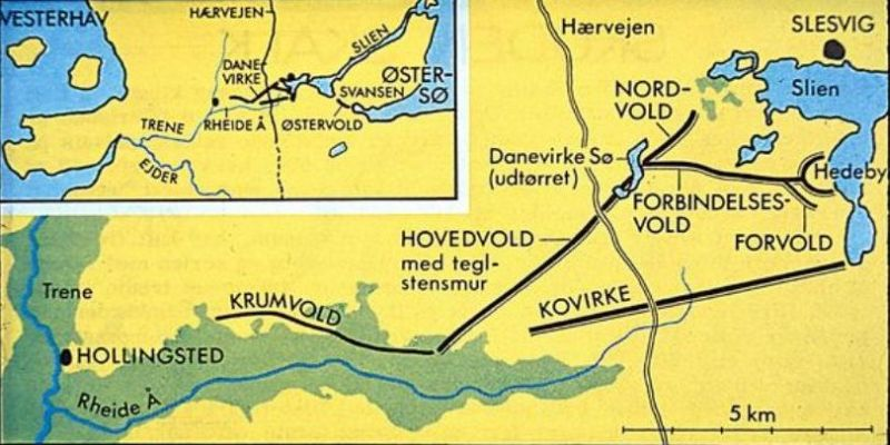 vikingetiden i danmark