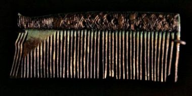 Comb from the Viking Age