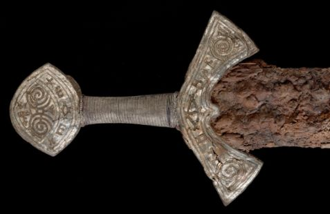 The magnificent sword from Langeid