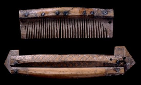 Comb from 900's found in York