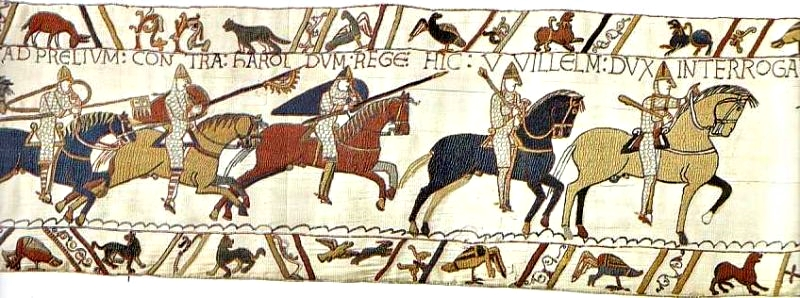 William the Conqueror's raven banner