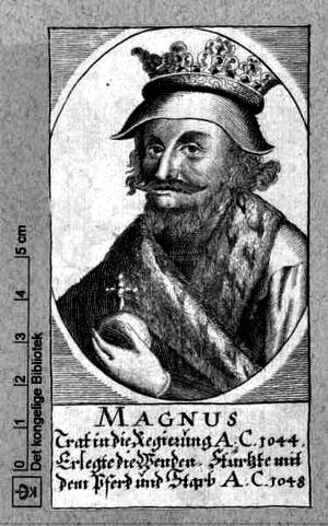 Magnus the Good - Son of a Saint
