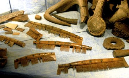 Combs found in the Viking Age York
