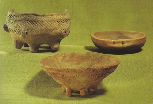 Pottery from the Neolithic