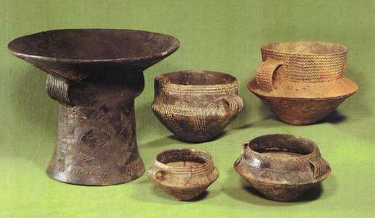 Ceramics from the Funnel Beaker Culture
