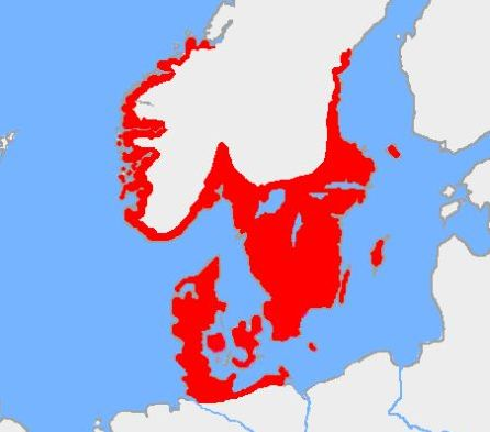 The spread of the Nordic Bronze Age culture