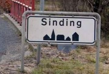 The village Sinding