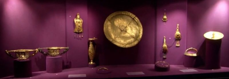 The Gothic Pietroasele Treasure