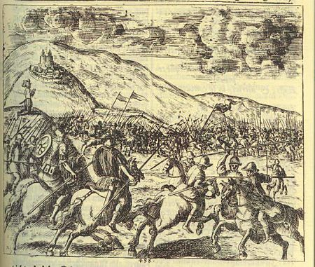 The battle at Frigidus