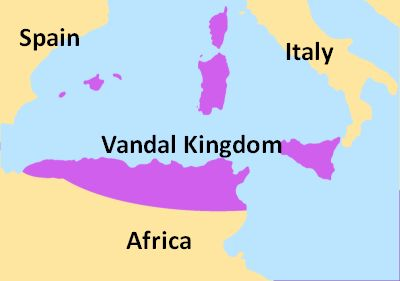 The Vandal Kingdom