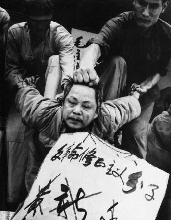 The Chinese Cultural Revolution