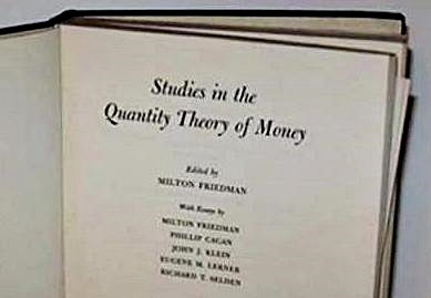 Quantity Theory of Money by Milton Friedman