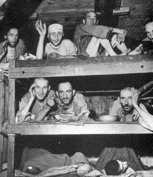 The concentration camp Buchenwald
