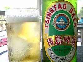 Qindao Beer-a large state-owned Chinese bryggeri