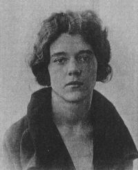 Christiana Morgan 1897-1967