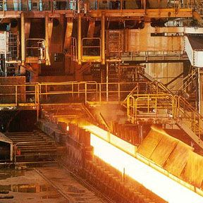 Korean Steelmill