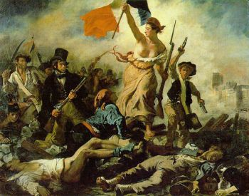 The American and the French revolution created the first two national states