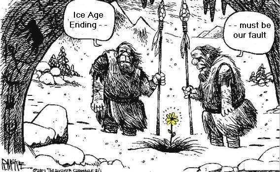 End of Ice Age