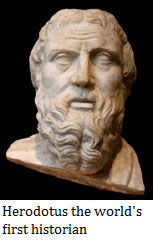 Herodotus the world's first historian